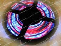 10pcs Intelligent RGB LED strip with remote controller SMD5050 54leds/M 270LEDs/reel 5M/reel