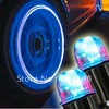 Hot selling 4pcs/lot free shipping wholesale led flashing car light cool wheel lamp colorful tire lighting