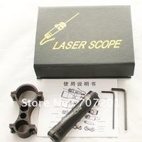 10pcs Raptor 3mW Red Laser Sight with QQ Scope Cliper Fit Bow  SCRL-02  <3mW
