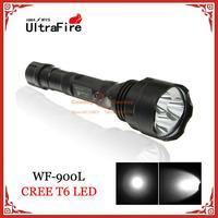 UltraFire WF-900L 3x XML T6 LED 1000LM Waterproof LED Tactical Flashlight