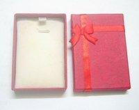Free Shipping 24pcs/lot 1.6x5x7cm Jewelry Packaging Pendant Gift Box BX3*