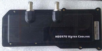 VGA GPU water block  ATI HD5970 griphics card water cooling