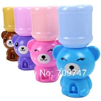 novelty beer Piggy Bank, Water dispenser night light with  money boxes