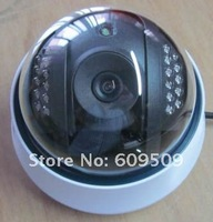 "Free Shipping 1/4"" Sharp 420TVL Brand New 22 LED Dome IR Night Vision Security  CCTV Camera 100% Warranty 325X"