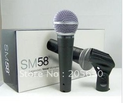 LOW discount new mic Wired microphones S*58*L HIGH QUALITY 1PCS(China (Mainland))