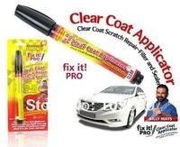 Free Shipping 10pcs Simoniz Fix It Pro Clear Coat Scratch Remover Repair Pen Filler & Sealer with Retail Original Package Box