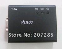 Free shipping vdiag vd100 motorcycle repair scanner for yamaha,for honda,for suzuki,sym,kymco pgo,htf motorbike diagnotic tool