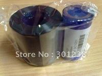EDIsecure DCP240+/DCP340+ YMCKO color ribbon DIC 10201 ,500 prints/roll
