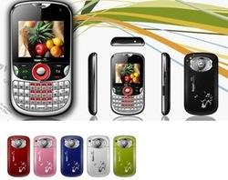 QUARD BAND +LOW END PRICE +MINI Q11 TV PHONE+QWERTY +3SIM CARD 3STANDBY(China (Mainland))