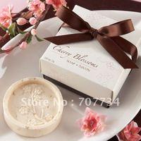 Cherry Blossom Soap Favor ;Bath and soap favor