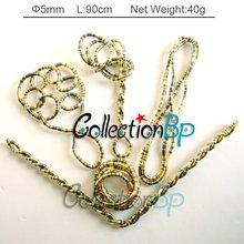 flexible metal necklace promotion