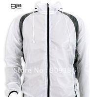 Wholesale free shipping lightweight windbreaker COFIDIS riding raincoat / bike raincoat / poncho riding / cycling windbreaker