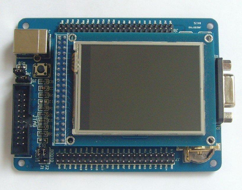 Электронная информационная система STM32F103VET6 ARM cortex/m3 + 2.4 TFT LCD