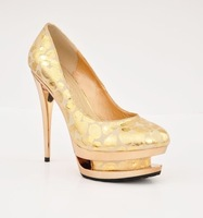 Free shipping Pumps sexy high heels Platforms Brand wedding women's shoes size 34-41