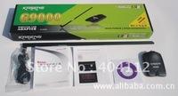 Free dhl/ups shipping!!2012 New Kasens KS-G9000 8187L chipst 18db 6000mW high power wireless usb adapter wifi adapter