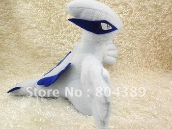 "Pokemon  5.5"" Banpresto Soft Plush High quality Doll New Lugia  Free shipping(pieces/lot)"