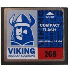 VIKING 2GB 2G Compact Flash CF Memory Card FOR INDUSTRIAL FREE SHIPPING(China (Mainland))