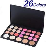 26 Colors EyeShadow Eye Shadow & Blush Combo Palette Free shipping