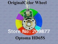 100% Original Color Wheel for Optoma HD65S projector color wheel