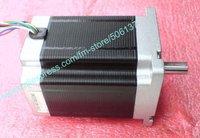 86 step motor 86j18118-842,  4-Lead/8-lead stepper motor,1.8Degre stepping motor, 118mm in length / holding torque 83.3kg.cm