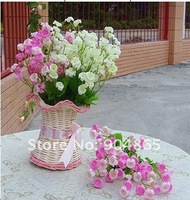 Artificial flower , Windbell flowers HY21-25
