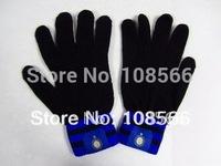 Inter Milan  thick gloves/knitting wool gloves to keep warm
