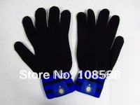 Inter Milan  thick gloves/knitting wool gloves to keep warm