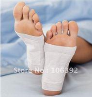 100 pcs/lot New Detox Foot Pad Patch & Adhesive Sheets  Free Shipping via china post air mail