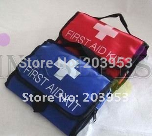 bicycle car medical kit outdoor sport first aid kit camping first aid kits home medical bag
