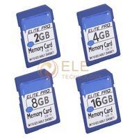 Free shipping 2GB 4 GB 8GB 16 GB SD CARD