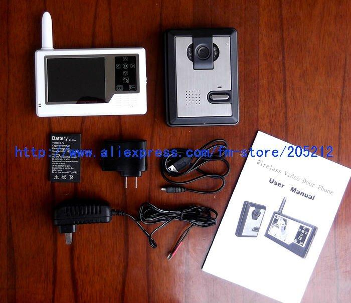 Видеодомофон SY 3,5/2,4 SYW359MA11