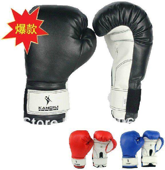 sanshou الرمل التدريب قفازات الملاكمة قفازات القتال اللياقة البدنية انقاص وزنه