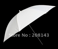 "33"" Photo Studio Flash Diffuser White softbox Umbrella Free Shipping by Singapore Post Air Mail"