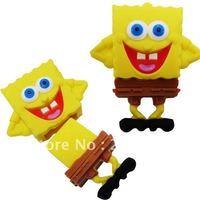 Free Shpping! spongeBob usb memory stick 1GB/2GB/4GB/8GB/16GB/32GB