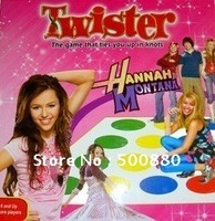 FREE SHIPPING - Funny  TWISTER Classic Game