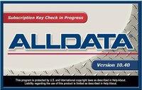 Professional alldata v10.40+2011 mitchell  +5 Medium Trucks Edition+Mitchell Heavy Truck--free shiping