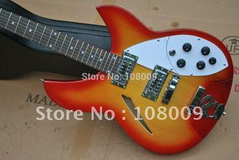HOT 330 Faded Sunburst guitar model 330 Electric Guitar New Arrival