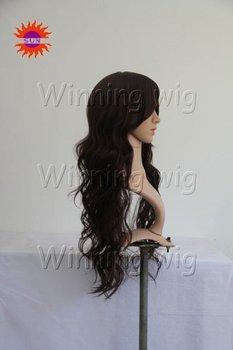 wholesale cheap kanekalon or toyokalon synthetic wig  NYSWIG-404