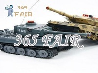 6 pack/lot  2pcs/pack 8ch rc tank HQ508 battle tanks infrared rc toy W/Light&Sound Free shipping by EMS