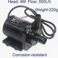 K106A 5V-12V DC  Micro Solar Hot Water Corrosion Resistant Pump