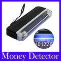 Free shipping Currency Detector----Blacklight Reactive Money Detector with Flashlight Watermark Checking