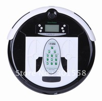 Rechargeable Room Vaccum Cleaner Robot  RV899 DHL UPS Free shipping