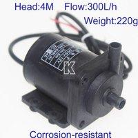 K107A 5pcs/ lot 5V-12V DC Hot Water Circulatory System Mini Brushless  Pump