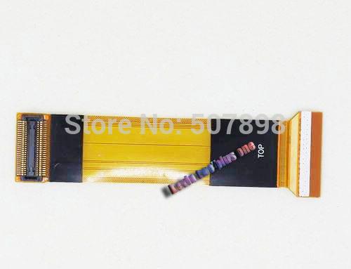 5PCS/LOT, Free shipping high quality for Samsung E250 E258 flex cable(China (Mainland))