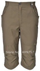 camping,hiking,wholesale,retail Quick dry breathable outdoor short pants(China (Mainland))