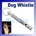 Hot sell Outdoor Survival Pet Dog Training Adjustable Sound Ultrasonic Whistle Key chain Free Shipping(China (Mainland))