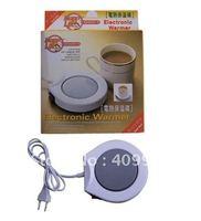 New electric coffee milk tea cup heating warmer plate