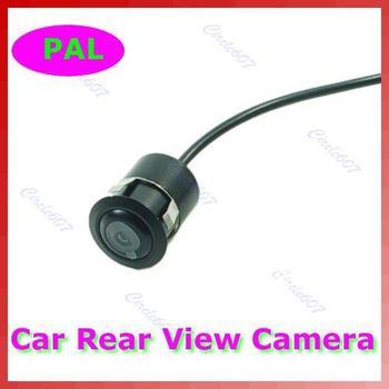 Waterproof 170 Car Rear View Reverse Backup Parking COMS Color Camera PAL