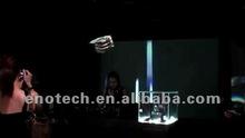 hologram film promotion