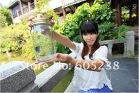 Free shipping 10 pcs  Recesky Super Butterfly Butterfly Jar Butterfly Bottle